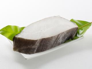 皇冠 大比目魚(扁鱈)切片