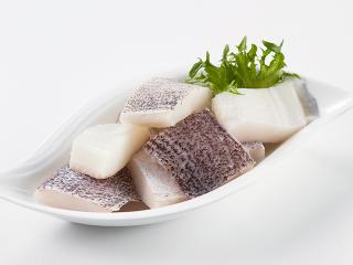 皇冠熊 特級大比目魚寶寶魚片