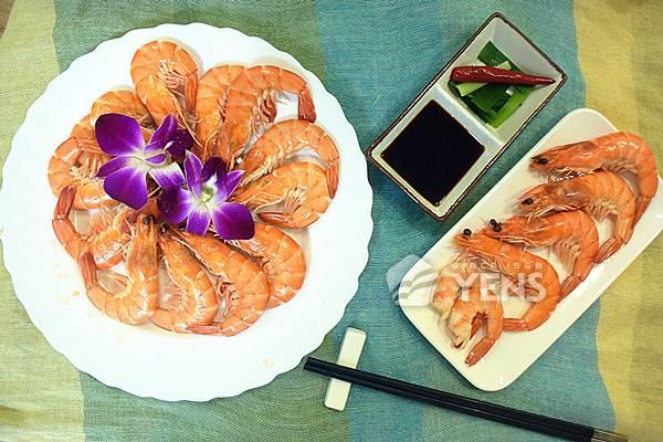 蝦子料理推薦!元家藍鑽蝦純海水養殖,通過國際認證,低溫配送保鮮無虞,肉鮮味美,補冬聖品。