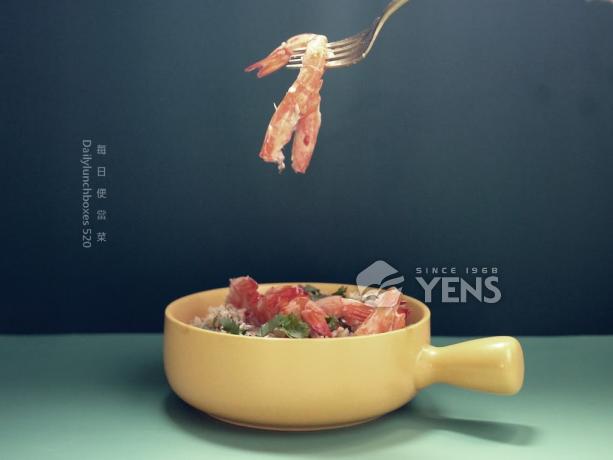 元家藍鑽蝦:蒜蓉蒸蝦食譜,蝦子料理推薦,電鍋料理零廚藝。