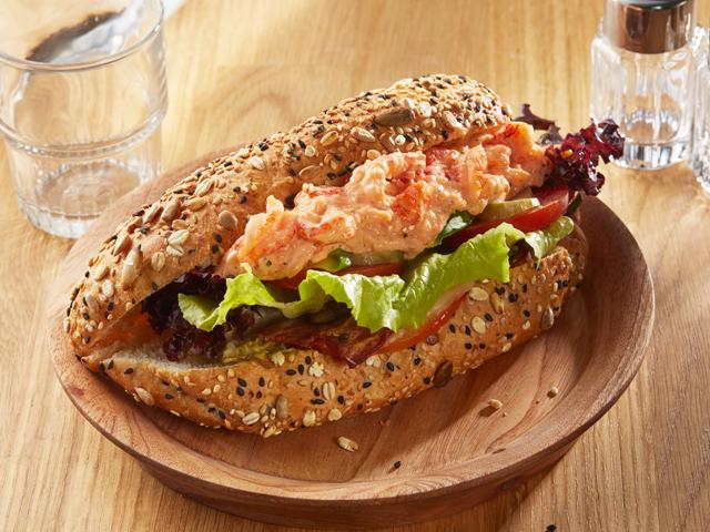 顏師傅 龍蝦風味沙拉<P>Crawfish Salad<span>真材實料,料理多變化</span>