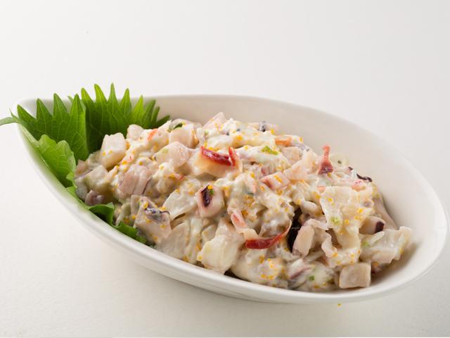 顏師傅 海鮮沙拉<P>Seafood Salad